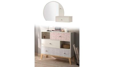 Gami Jugendzimmer-Set »Alika«, (Set, 2 tlg.), Kommoden-Set kaufen