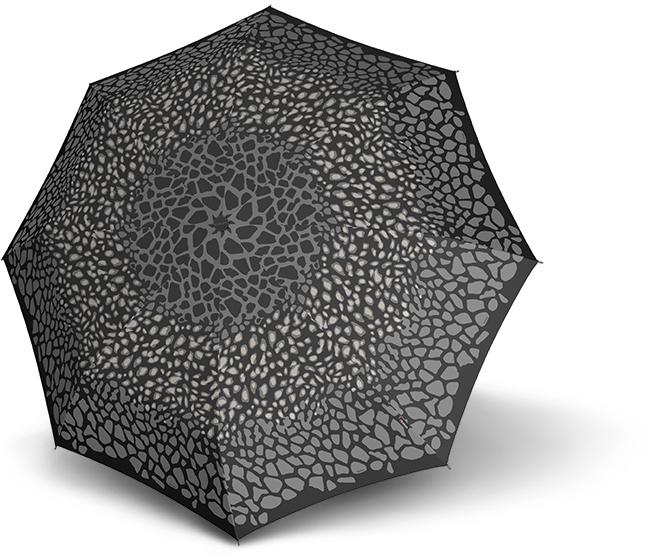 Knirps®, Taschenregenschirm ´´T.200 Medium Duomatic´´ | Accessoires > Regenschirme | Schwarz | KNIRPS
