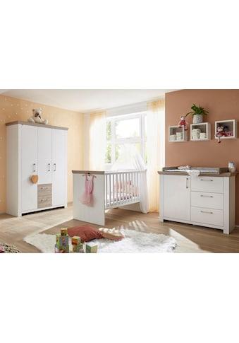 Babyzimmer - Komplettset »Stralsund« (Set, 3 - tlg) kaufen