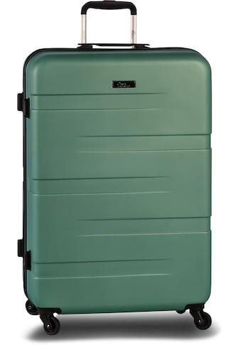 fabrizio® Hartschalen-Trolley »Formation M, 67 cm, Mint«, 4 Rollen kaufen