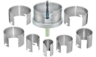 Connex Lochsäge »25-68 mm«, für Rohrdurchführungen, Ventilationsinstallationen und... kaufen