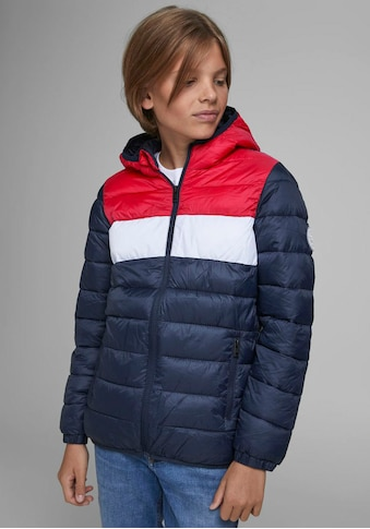 Jack & Jones Junior Steppjacke »JJEMAGIC PUFFER HOOD JR« kaufen