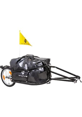 M - Wave Fahrradlastenanhänger »Single 40« kaufen