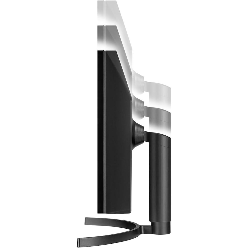 "LG LCD-Monitor »UltraWide™ 34WN80C-B«, 87 cm/34 "", 3440 x 1440 px, UWQHD, 5 ms Reaktionszeit, 60 Hz"