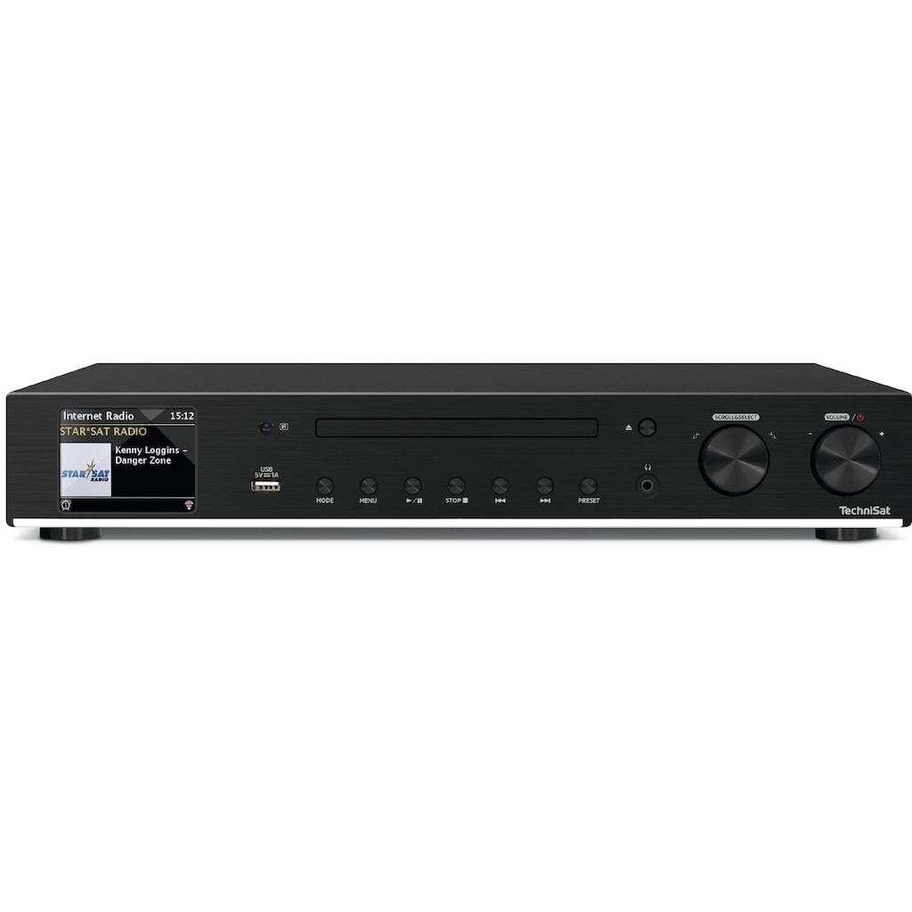 TechniSat Hi-Fi-Komponente für den Empfang von DAB+ und CD Player