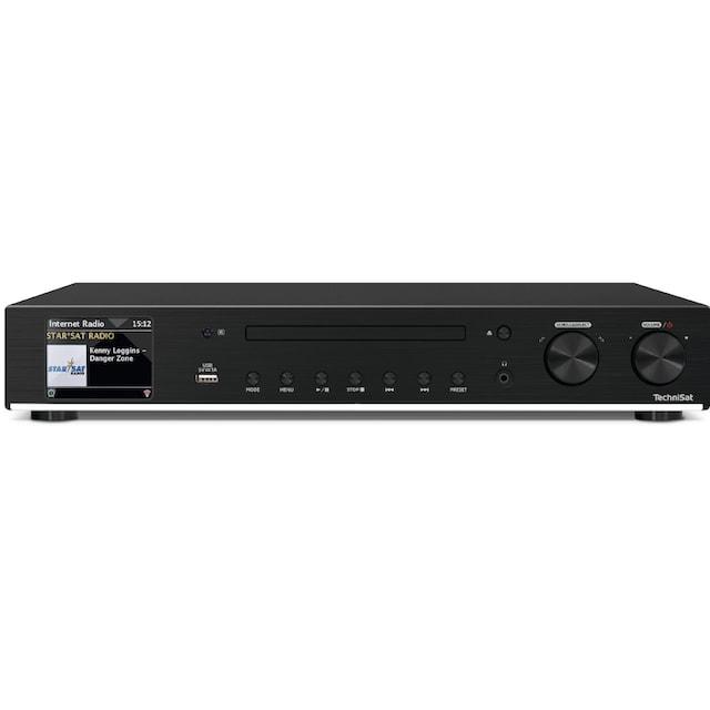 TechniSat Hi-Fi-Komponente für den Empfang von DAB+ und CD Player »DIGITRADIO 143 CD«