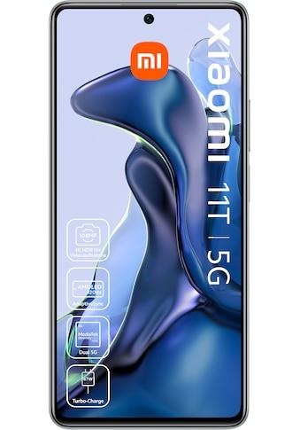 "Xiaomi Smartphone »11T 8GB+128GB«, (16,94 cm/6,67 "", 128 GB Speicherplatz, 108 MP... kaufen"