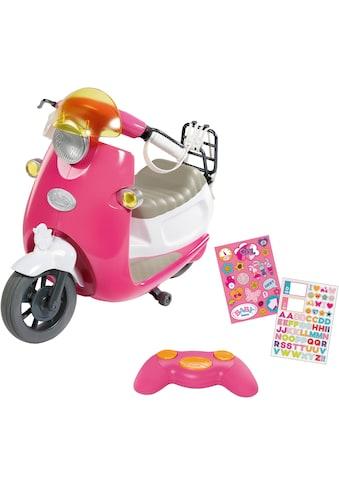 "Baby Born Puppen Fahrzeug ""City RC Scooter"" kaufen"