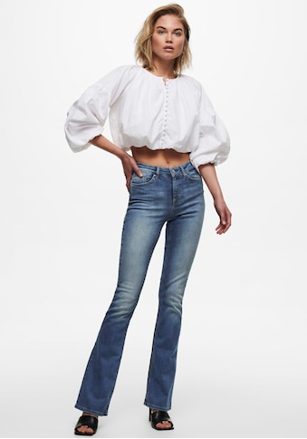 Only Bootcut-Jeans »ONLBLUSH LIFE FLARED« kaufen