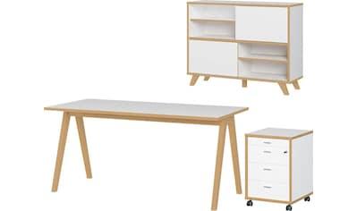 GERMANIA Büromöbel - Set »Helsinki« (3 - tlg) kaufen
