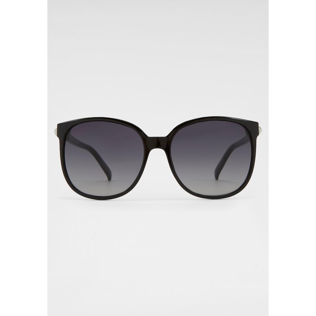J.Jayz Sonnenbrille, mit Zierperlen seitlich