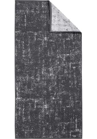 Dyckhoff Handtuch Set »Golden Shades Canvas«, in Canvas-Optik kaufen