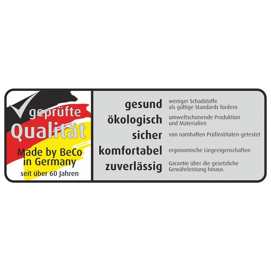 BeCo EXCLUSIV Komfortschaummatratze »Standard«, (1 St.), Alle Härtegrade = 1 Vorteilspreis, universell und clever