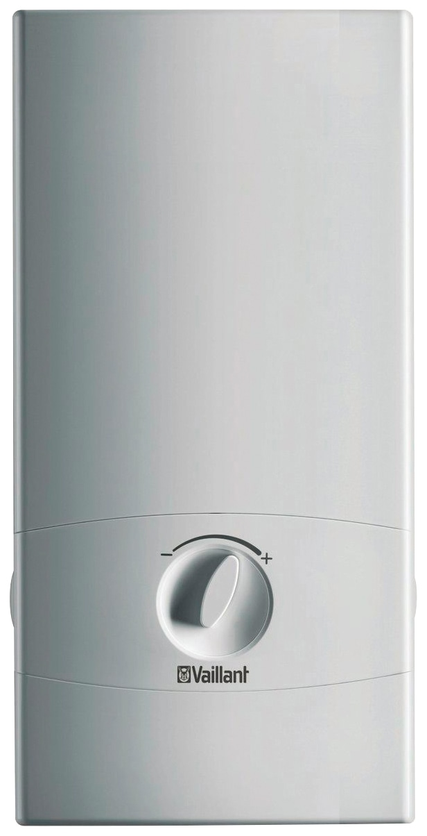 VAILLANT Durchlauferhitzer »VEDE21/7« | Baumarkt > Heizung und Klima > Durchlauferhitzer | Weiß | VAILLANT