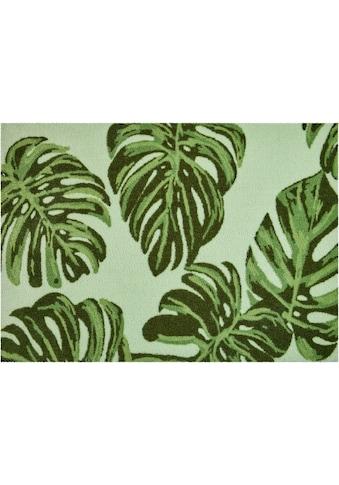Grund Fußmatte »Aracea«, rechteckig, 8 mm Höhe, Schmutzfangmatte, In- und Outdoor... kaufen