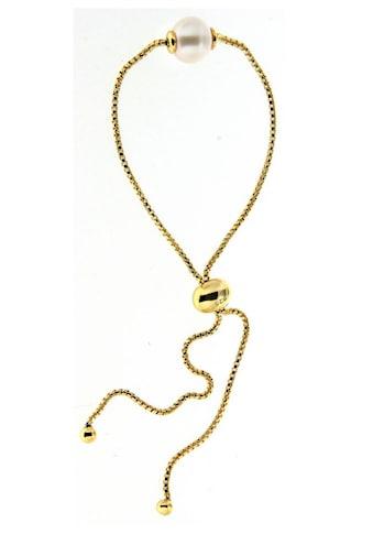 Firetti Silberarmband »in Venezianerkettengliederung, vergoldet, massiv, rund,... kaufen
