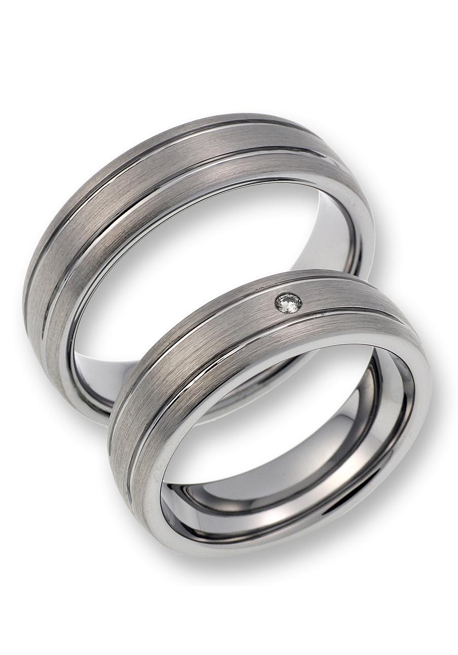 CORE by Schumann Design Partnerring »TW025.01 19100953, TW025.02 19104305«   Schmuck > Ringe > Partnerringe   CORE BY SCHUMANN DESIGN