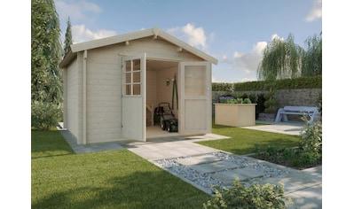 WEKA Gartenhaus »Gr.1«, BxT: 240x230 cm, inkl. Fußboden kaufen