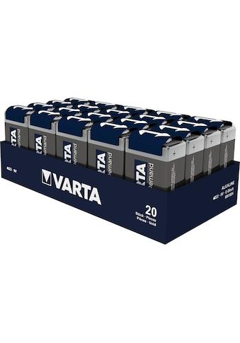 VARTA »POWER ON DEMAND 9V TRAY 20« Batterie kaufen