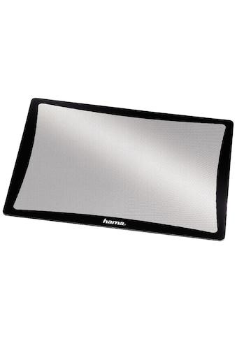 Hama Optical - Mauspad, Schwarz »extra flach« kaufen