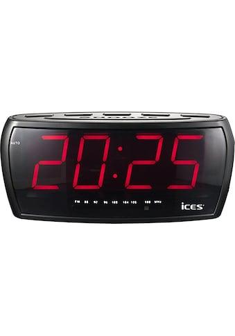 Lenco Radiowecker »iCES ICR-230-1«, ( ) kaufen