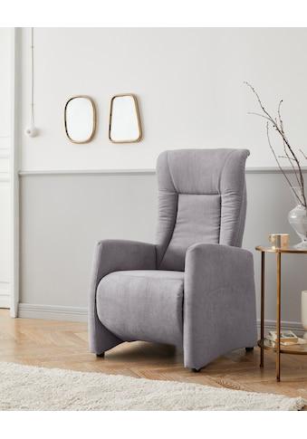 sit&more TV-Sessel »Melissa«, wahlweise elektrisch oder manuell verstellbar, optional... kaufen