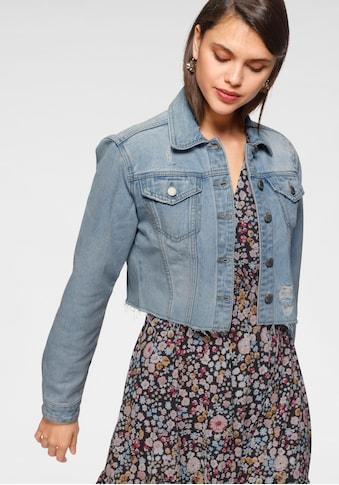 HaILY'S Jeansjacke, auf Taillenlänge kaufen