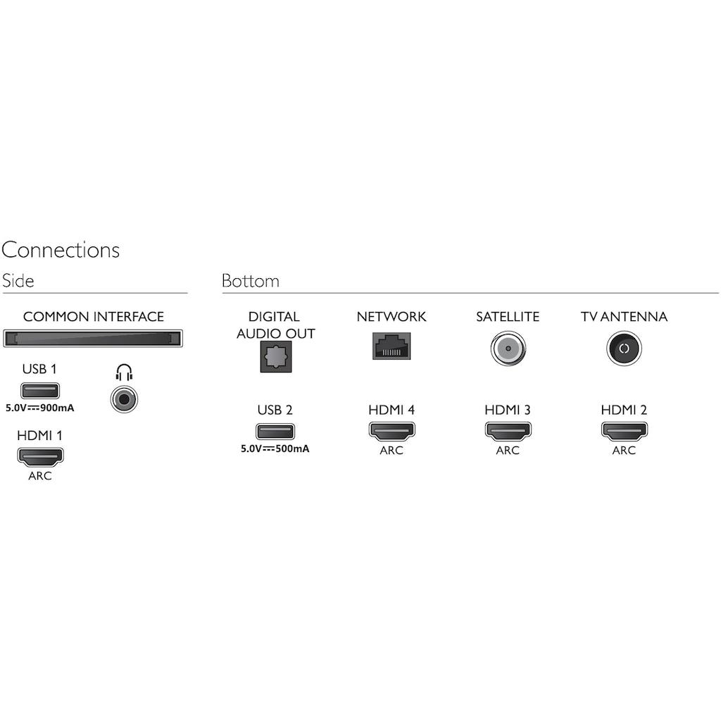 "Philips LED-Fernseher »75PUS8505/12«, 189 cm/75 "", 4K Ultra HD, Smart-TV"