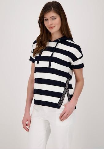 Monari Kapuzenshirt, mit unifarbener Kapuze kaufen