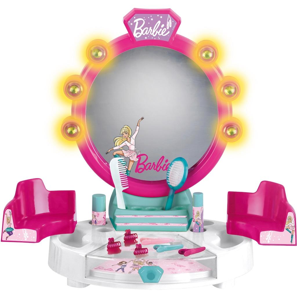 Klein Schminktisch »Barbie Schönheitsstudio Tischversion mit Zubehör«