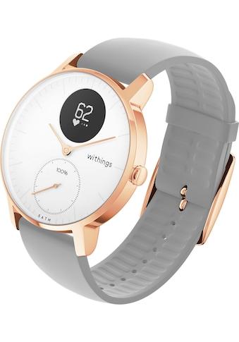 Withings Smartwatch »STEEL HR (36 mm)«, ( ) kaufen