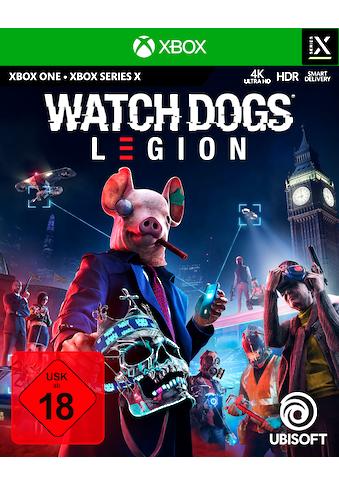 UBISOFT Spiel »Watch Dogs: Legion«, Xbox One kaufen
