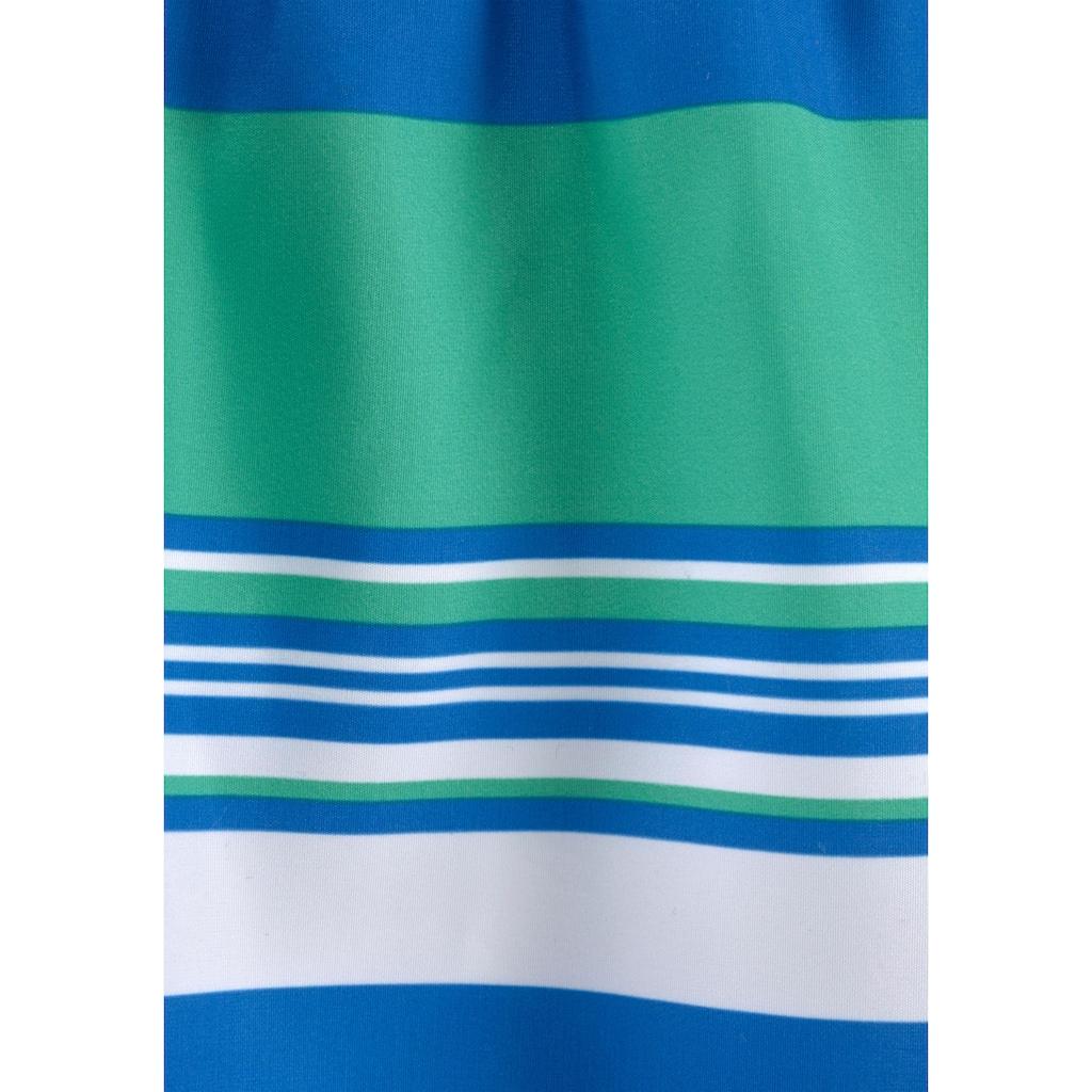 KangaROOS Badeshorts, mit Streifen