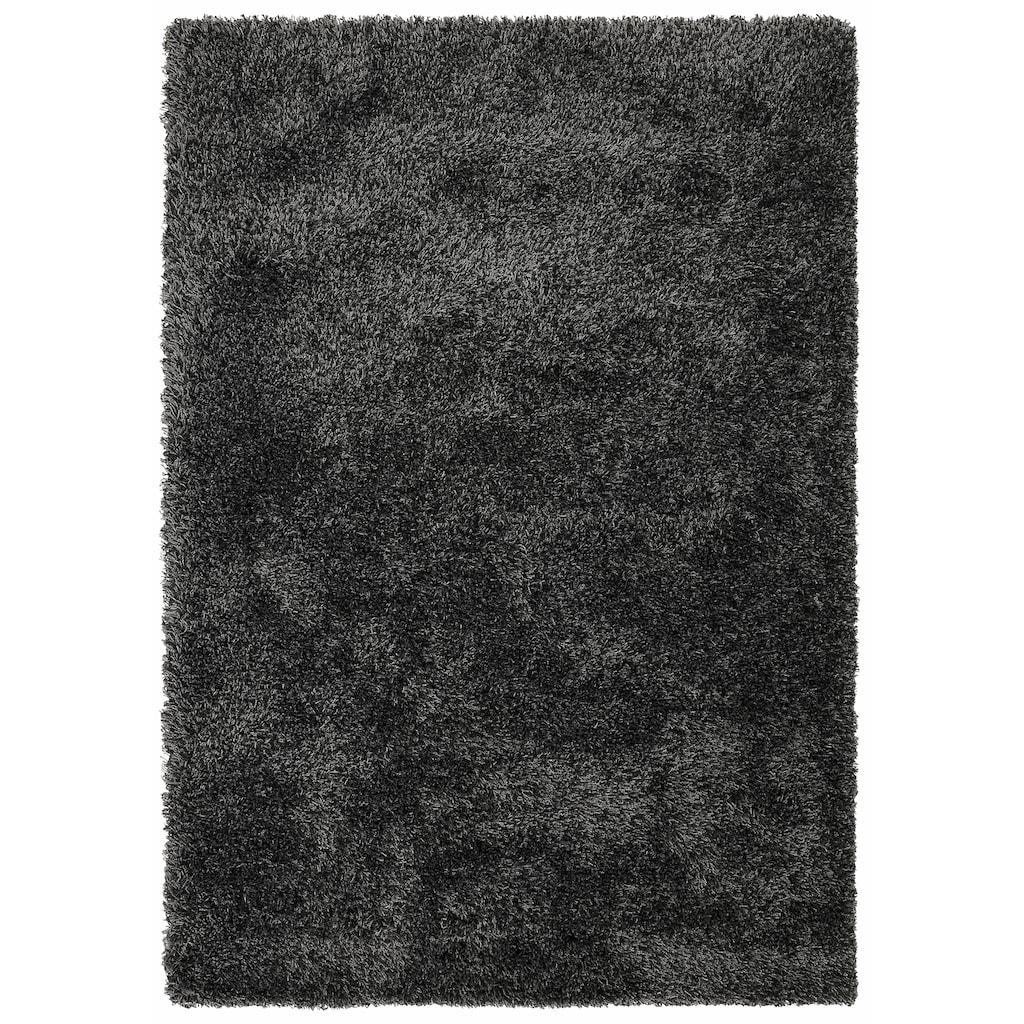 merinos Hochflor-Teppich »Denver«, rechteckig, 50 mm Höhe