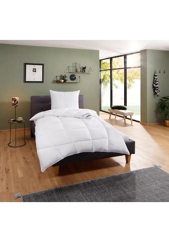 fan Schlafkomfort Exklusiv Microfaserbettdecke »Komfort Plus XXL-Warm«, extrawarm,... kaufen