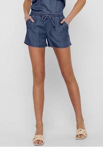 Only Shorts »ONLPEMA«, in Denim Optik kaufen