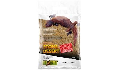 EXO TERRA Terrarien - Substrat »EX Sonoran Ocher Stone Desert«, 5 kg kaufen