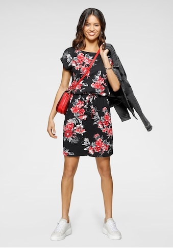 Laura Scott Jerseykleid, mit Bindeband und Rückenausschnitt kaufen