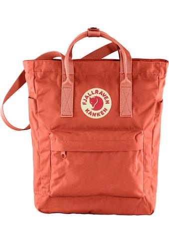Fjällräven Freizeitrucksack »Kanken Totepack, rowan red« kaufen