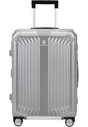 Samsonite Hartschalen-Trolley »Lite Box Alu, 55 cm«, aus eloxiertem Aluminium; DFB... kaufen