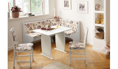 Home affaire Eckbankgruppe »Minden 3« (Set, 4 - tlg) kaufen