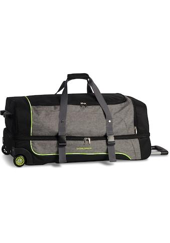 WORLDPACK Reisetasche »grau«, mit Rollen kaufen