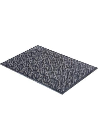 SCHÖNER WOHNEN-Kollektion Fußmatte »Manhattan 005«, rechteckig, 7 mm Höhe,... kaufen