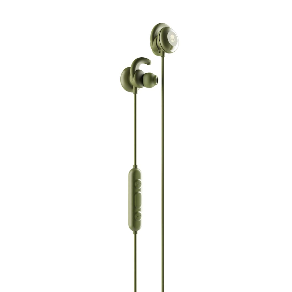 Skullcandy Headset »METHOD ACTIVE WIRELESS IN-EAR Moss/Olive/Yellow«