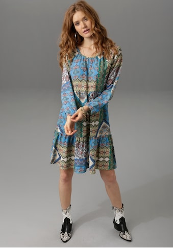 Aniston CASUAL Druckkleid kaufen