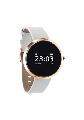 X - Watch Sportliche Smartwatch für Damen »SIONA XW FIT  -  LIGHT ROSE GOLD« kaufen