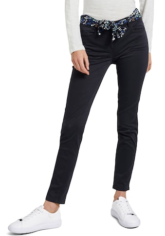 TOM TAILOR 5 - Pocket - Hose »Alexa Slim« (Set, mit Bindeband) kaufen