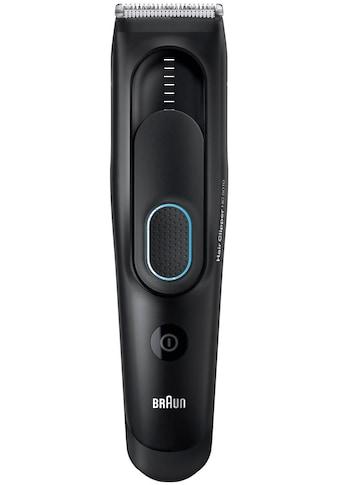 Braun Haar- und Bartschneider »HC5010«, 1 Aufsätze, ultimatives Haarschneiden, Erlebnis von Braun in 9 Längen kaufen