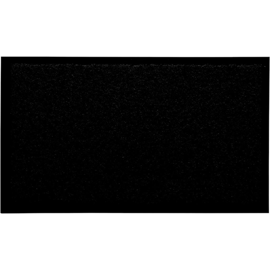 Andiamo Fußmatte »Verdi«, rechteckig, 5 mm Höhe, Schmutzfangmatte, In- und Outdoor geeignet, waschbar