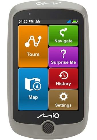 """Mio Fahrrad-Navigationsgerät »Fahrradnavigationsgerät, 8,89 cm(3,5"""") Bildschirm«, ( ),... kaufen"""